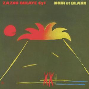 zazou-bikaye-cy1-noir-et-blanc-vinyl-cover