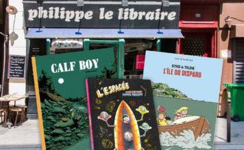 bandes-dessinees-philippe-le-libraire-paris