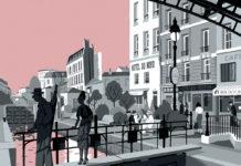 hotel-du-nord-canal-saint-martin-paris-illustration