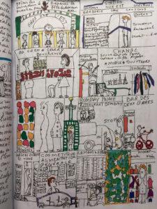 dany-laferriere-auteur-autoportrait-de-paris-avec-chat-dessins-personnages-3
