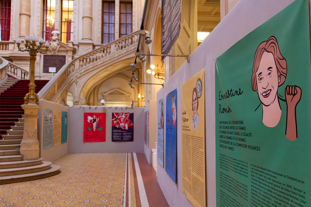 ernestine-ronai-observatoire-violences-femmes-expo-portrait-mairie-10eme-paris