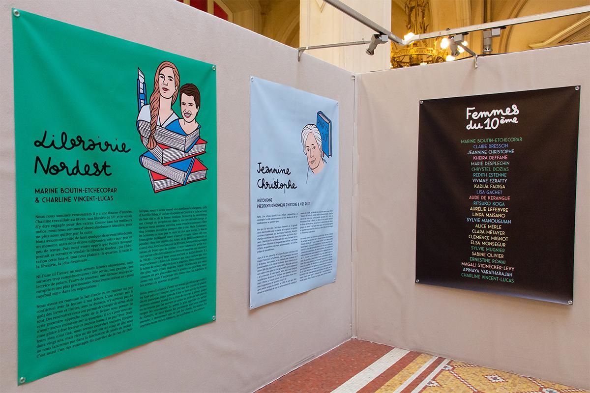 jeannine-christophe-historienne-presidente-histoires-vies-10eme-illustration-mairie-paris-portraits-femmes-du-10eme-arrondissement-2019